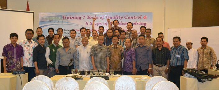training quality control tohaputra
